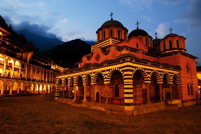 Gagner un voyage pour la Bulgarie