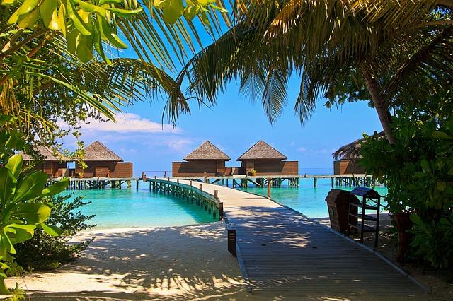 Voyage aux Maldives