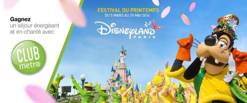 1 Sejour Disneyland Paris Pour 4 Personnes Gagner Un Voyage Par Les Jeux Et Concours