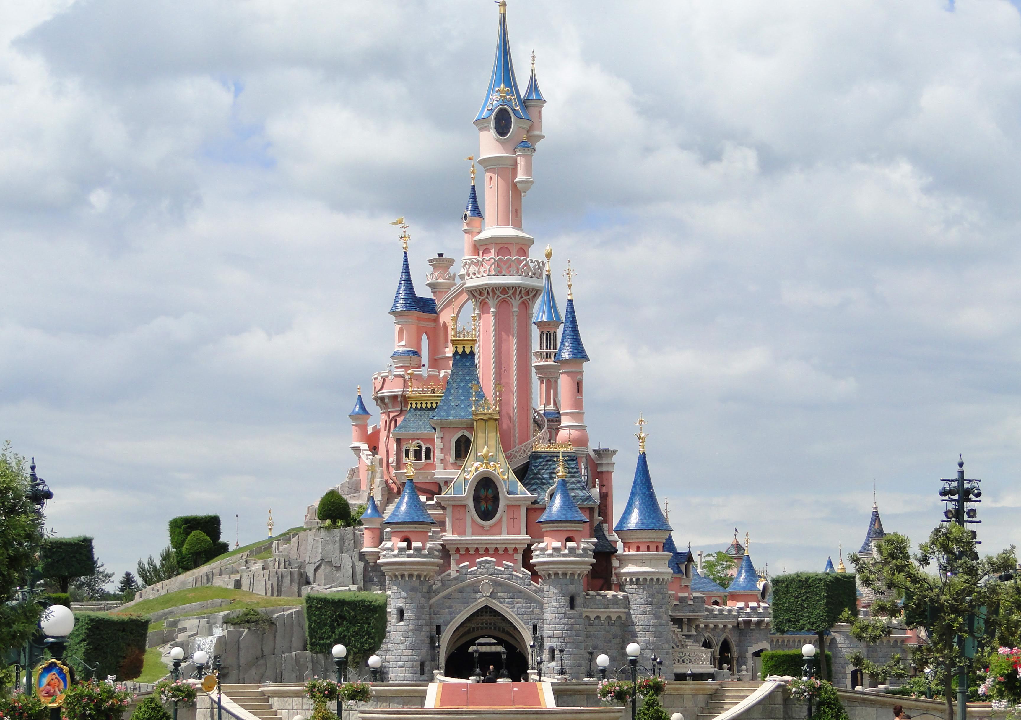 jeu Disneyland extras