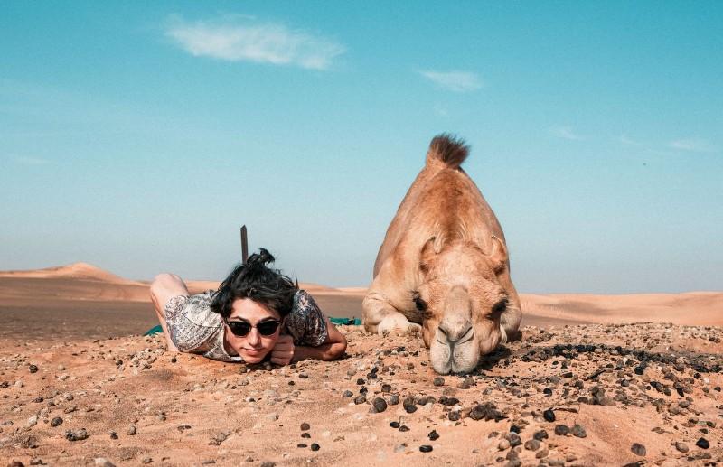 monter-chameau-dubai